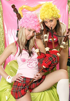 Lesbian Cosplay Porn Pictures